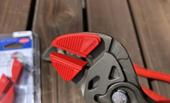 KNIPEXプライヤーレンチ180mm用カバー新発売
