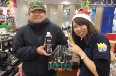 お客様の声は絶大!!!【2014.12.20】ファクトリーギア札幌店