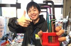 渋いレインボー!【2016.2.13】ファクトリーギア柏店