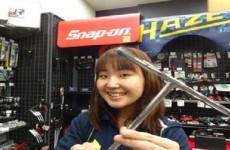 カッコイイT型レンチで作業しましょ!【2016.02.06】ファクトリーギア東京ウエスト店