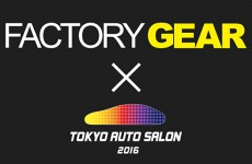 Factory gear × AOUT SALON