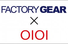 Factory gear × OIOI