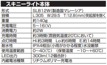 SLB12W-1
