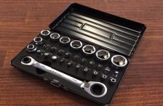 【新商品】DEEN J 「31PC ロープロファイルラチェット&ソケットセット」