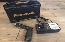 【新商品】Panasonic 7.2V 充電スティックインパクトドライバー プレミアムモデル