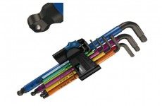 【New Information】Multicolour Hex Key Set with Holding Function