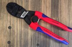 【新商品】KNIPEX 強力型プラスチック用ニッパー