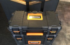 【Display Started】RIDGID PRO TOOL BOX