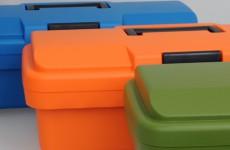 【限定】リングスター 樹脂製TOOLBOX x 3色