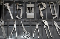 【CASTEM】Miniature Tool Set
