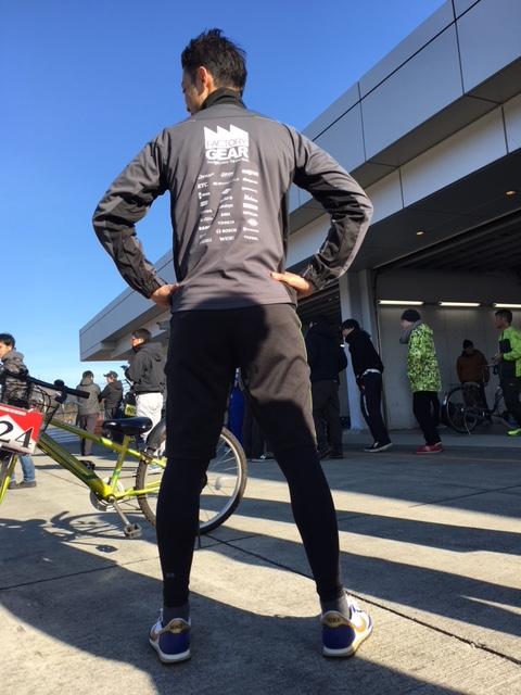 ママチャリGP2018あづまユニホーム