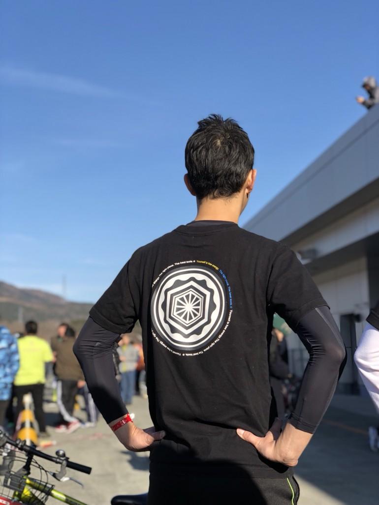 ママチャリGP2018走行ユニホーム