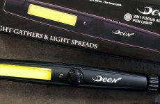 【Arrived】DEEN 2IN1 FOCUS ADJUSTABLE PEN LIGHT