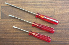 【New Product】WIHA Mini Slotted Screwdriver