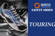 sparco Safety Shoes 「TOURING」