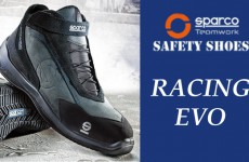 sparco Safety Shoes 「RACING EVO」