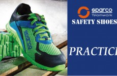 sparco Safety Shoes 「PRACTICE」