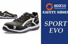 sparco Safety Shoes「SPORT EVO」
