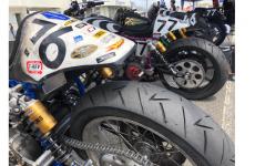 タイヤのエア圧はとても大切。耐久性、乗り心地、グリップどれも変わります。