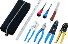 【NEW】HOZAN Tool Set for Electric Work Professional Skill Test