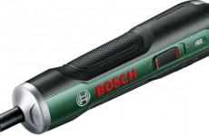【新商品】BOSCH 充電式プッシュドライバー