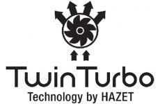 HAZET新型ハイパワーインパクトレンチ~Twin Turbo technology~