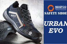 sparco(スパルコ) Safety Shoes 「URBAN EVO」
