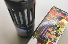 屋内でも使える充電式殺虫器