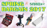 Spring Bargain 2017