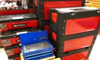 用途に合わせた色々な工具ボックスあります‼