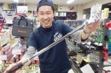 SNAP-ON超ロングラチェットハンドル【2015.10.21】ファクトリーギア横浜246店