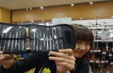 こんなに入ってるんです~!!【2015.12.07】ファクトリーギア東京ウエスト店
