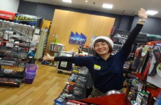 細軸!まってました!【2015.12.14】ファクトリーギア東京ウエスト店