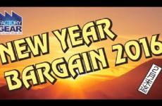 ファクトリーギアの2016 NEW YEAR バーゲン!!