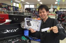 GWのファクトリーギア横浜店【2016.4.28】ファクトリーギア横浜246店