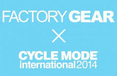 Factory gear × CYCLE MODE