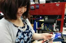 ファクトリーギアは工具を使わない方も楽しめます!