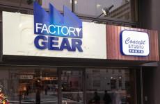 Factory Gear Concept Studio TOKYO