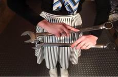 【女子目線工具】春までに二の腕を引き締める!工具エクササイズ!