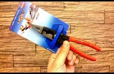 【電気系必見】多機能に使えるプライヤー