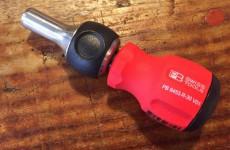 【New Product】PB SWISS TOOLS Stubby Insider Ratcheting  Screwdrivers