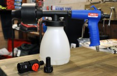 【New Product】3-IN-1 Air Washing Gun Kit