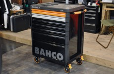 【期間限定展示】BAHCO 新型キャビネット