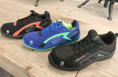 【NEW ARRIVAL】SPARCO Safety Shoes
