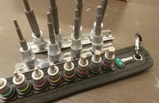 キャップボルト保持機能付き工具の紹介