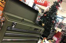 クリスマスカラー!?な工具箱2019