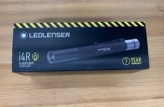 電池でも充電池でも使えるLEDペンライト