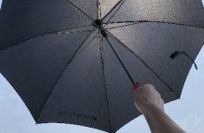 流行りの「傘でソーシャルディスタンス」に、PBの傘はいかがですか?