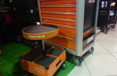 あなたのガレージと足腰を支えるワーキングチェア!