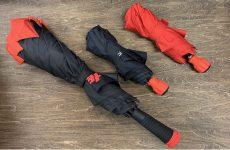 工具メーカーの折畳傘で雨の日もオシャレに!
